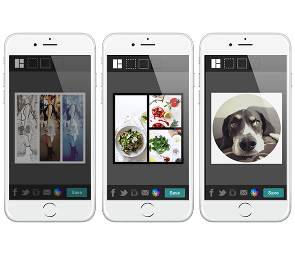 Morpholio Frame an app for transforming your photos into art