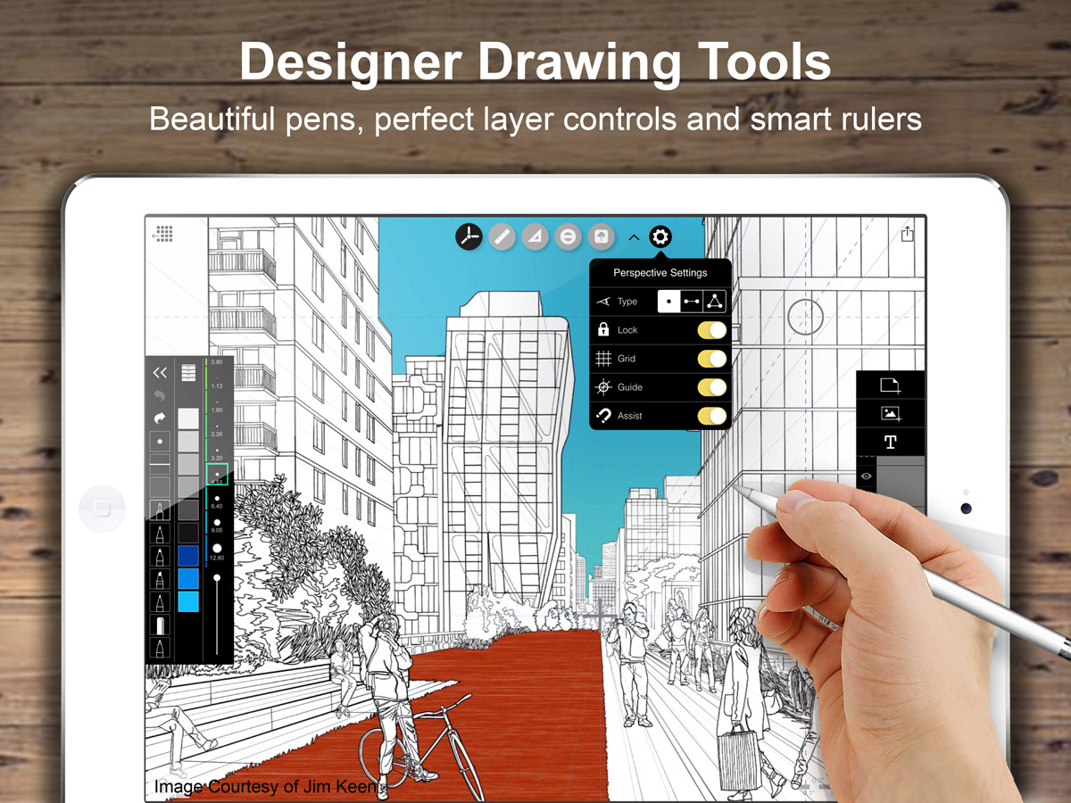 Morpholio Trace Drawing Tools