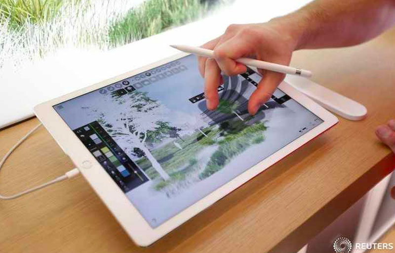 Apple Visitor Center Features Trace article